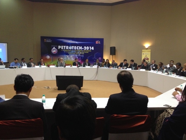Petrotech-2014-LATAM-Roundtable-14Jan20141